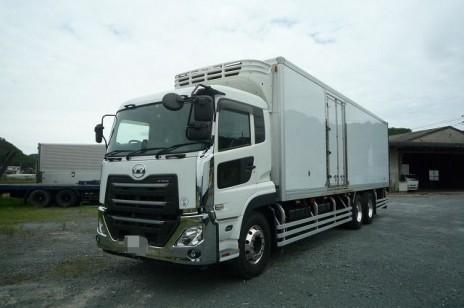 UDトラックス 菱重(直結式) エアサス 390ps エスコット
